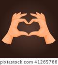 human, gesture, hand 41265766