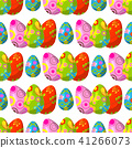 復活節 雞蛋 向量 41266073