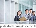 建筑维护4商人商业场景办公场景 41270518