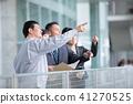 建筑维护4商人商业场景办公场景 41270525