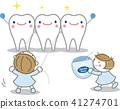 Dental 22 _ Dental Floss 2 girls 41274701
