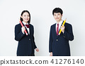 高中學生研究學校女性朋友男性夫婦 41276140
