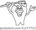 tooth, toothbrush, teeth 41277723