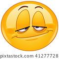 Stoned emoticon 41277728