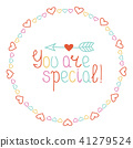 heart, love, message 41279524