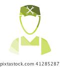 Car mechanic icon 41285287