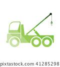 truck car tow 41285298