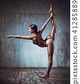 female,exercising,exercise 41285889