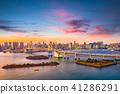 Rainbow Bridge Tokyo Japan 41286291