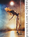 woman, dancer, dance 41286485