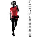 奔跑 男性 人物 41287374