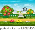 game, background, lantern 41288455