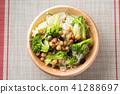 생야채 샐러드 41288697