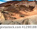 美國亞利桑那州 峽谷 曲線 41290188