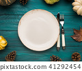autumn, plate, food 41292454