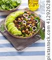 quinoa, salad, chickpea 41292628