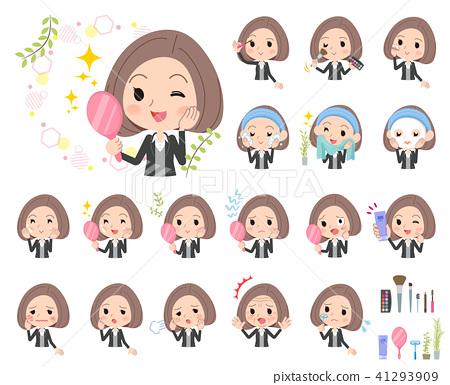 female, lady, woman 41293909