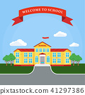 back to school poster 41297386