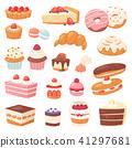 케이크, 제과점, 빵집 41297681