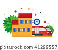 Train station.  41299557