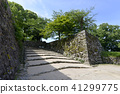 Hikone castle bell entrance 41299775