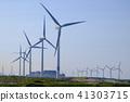 풍력 발전의 풍차 41303715