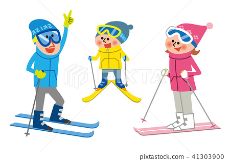 스키 가족 단체 41303900