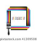 cmyk, color, colors 41309508