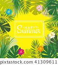 summer, tropical, southern 41309611