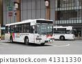 나가노 역 젠 코지 출구와 아루삐코 교통 버스 41311330