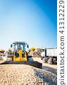 earthworks, construction, worker 41312229