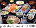 อาหารญี่ปุ่น,กิน,มื้ออาหาร 41313086