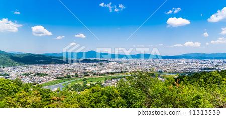 Kyoto whole view 41313539