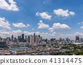 bangkok, cityscape, skyline 41314475