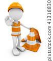 男性 男人 建造 41318830