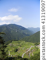 하늘의 차밭 (기후현 이비 군 카스 무라카미 케 류 지역) 41319097