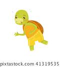 turtle animal running 41319535