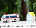 구급차, 응급차량, 모형 41320859
