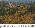 ridge, bordering, three 41321988