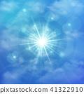vector, sunny, sun 41322910