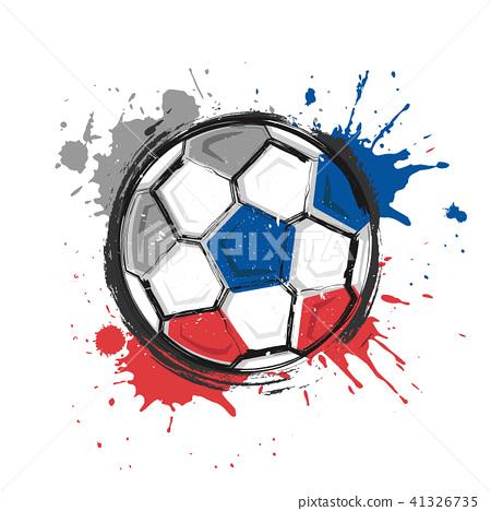 Russia football team symbol .  41326735