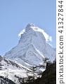matterhorn, snow, mountain 41327844