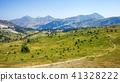 mountain, road, path 41328222
