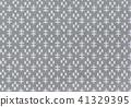 kasuri pattern, paper, background material 41329395