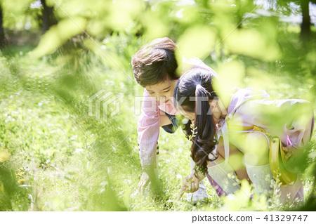 생활,동심,어린이,한국인 41329747