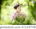 生活,同心,孩子,韩国人 41329748