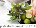 ingredients of vietamese pho noodle 41333718