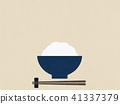 Background - Washi - rice 41337379