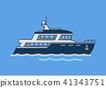 ship, cruise, sailboat 41343751