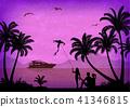Landscape, Tropical Beach 41346815